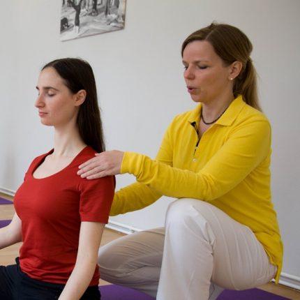 Yoga Einzelunterricht - Yoga Privatunterricht
