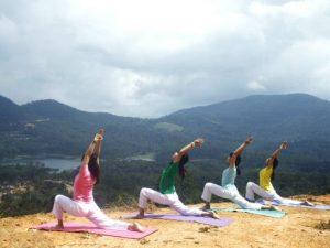 Sivananda Yoga Resort and Training Center, Dalat, Vietnam