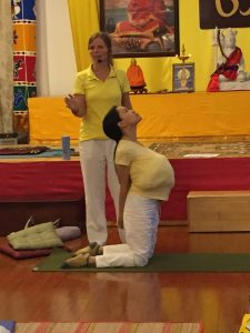Yoga for pregnancy - SYHET Course Vietnam 2018